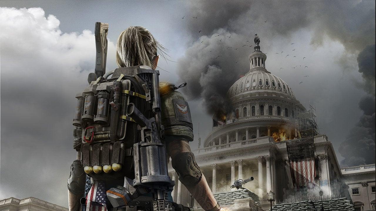 テレビゲームTom Clancy's The Division 2のアイキャッチ画像