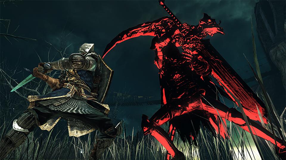 おすすめのアクションRPG「ダークソウル2 スカラー オブ ザ ファースト シン」を紹介するためのアイキャッチ画像