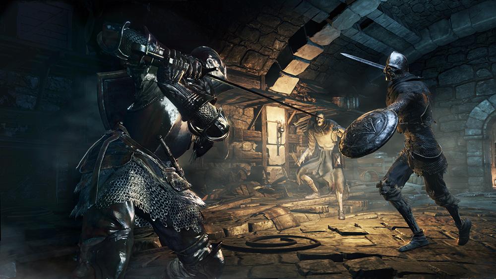 おすすめのアクションRPG「ダークソウル 3」を紹介するためのアイキャッチ画像