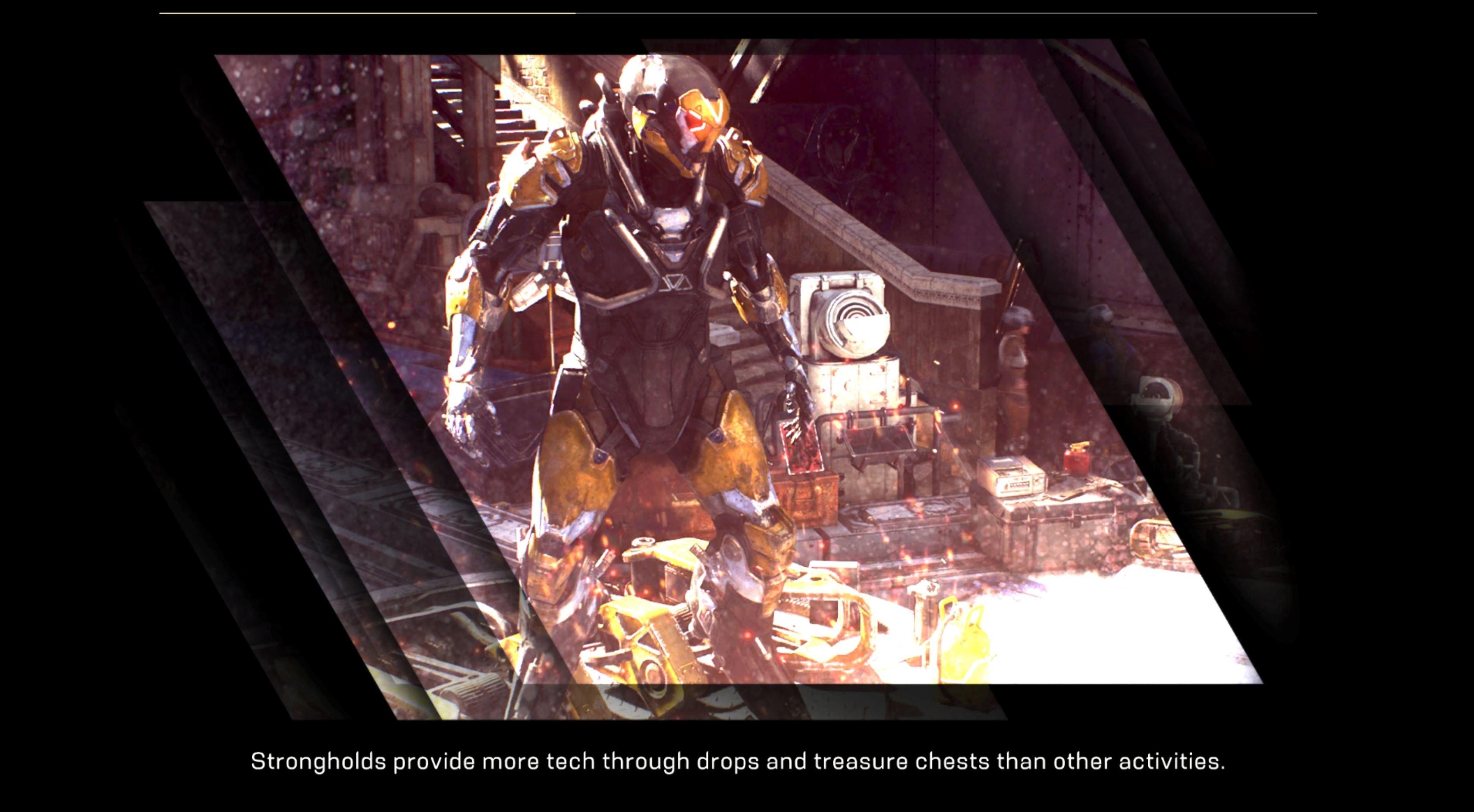 テレビゲーム「ANTHEM」のロード時間が永遠に続くバグのアイキャッチ画像