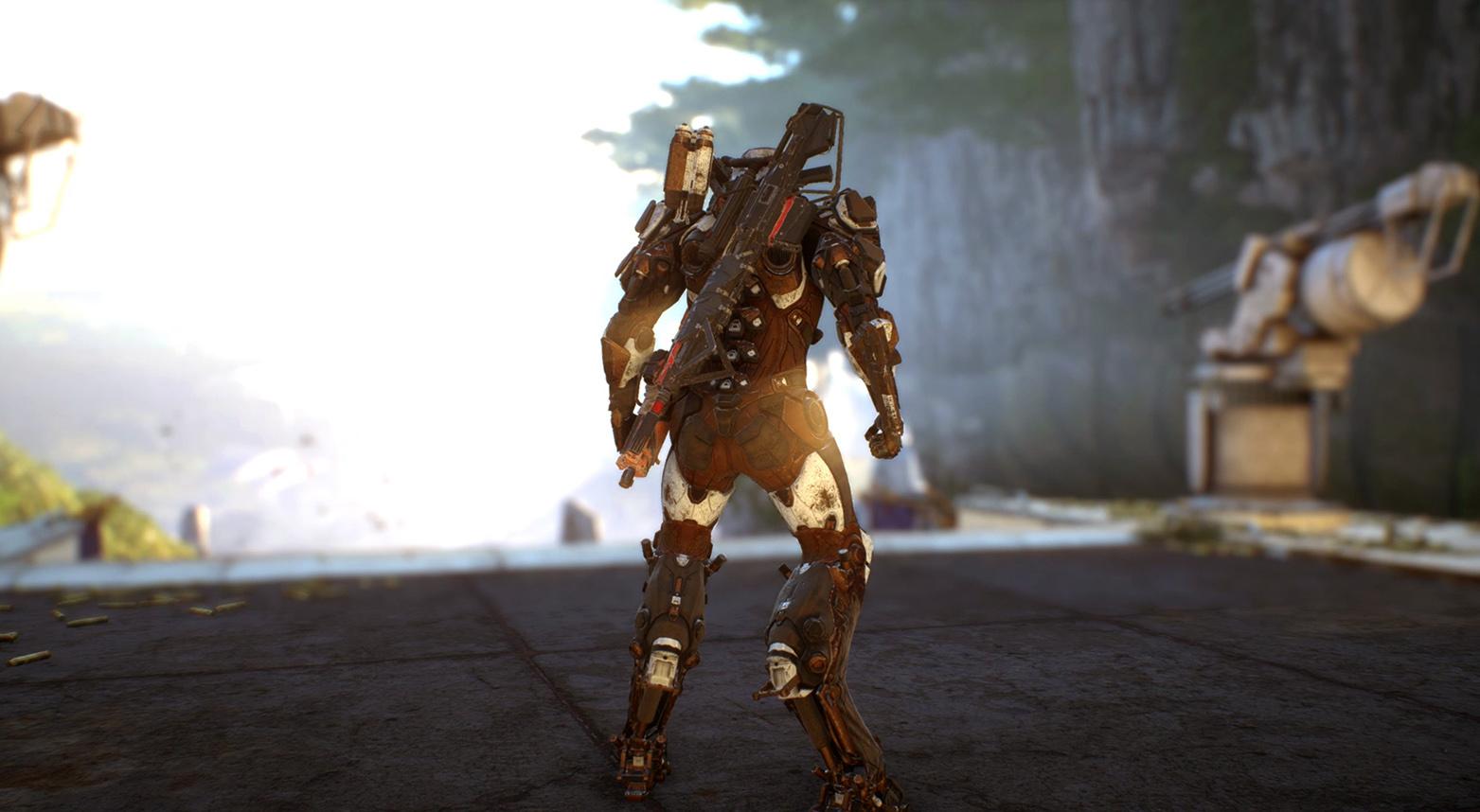 テレビゲーム「ANTHEM」のクエストが中断されてゲーム進行不可にあるアイキャッチ画像