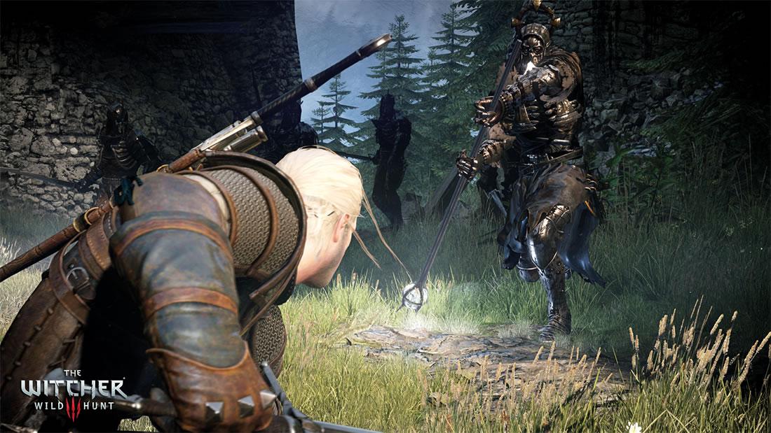 テレビゲーム「ウィッチャー3」のアイキャッチ画像