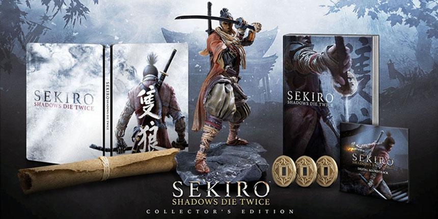 sekiroのコレクターズエディションのイメージ画像
