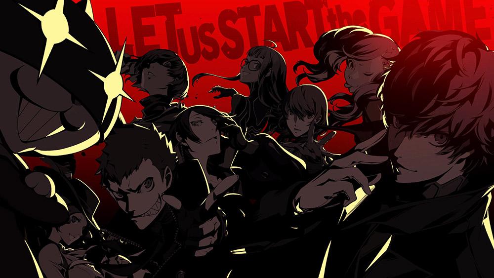 iOSのリモートプレイに向くゲーム「Persona 5」のアイキャッチ画像