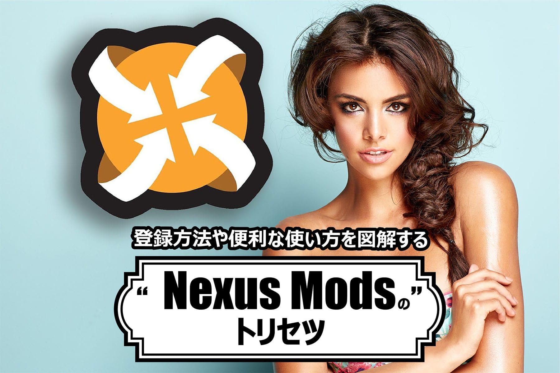 nexus modsのトリセツのイメージ画像