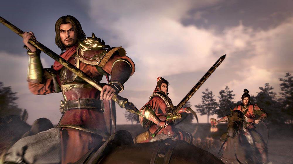 ゲームで三国志を学べることを示すアイキャッチ画像