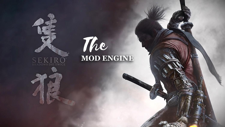 記事「【SEKIRO】MOD導入の必須アイテム「Sekiro Mod Engine」の導入方法」のアイキャッチ画像