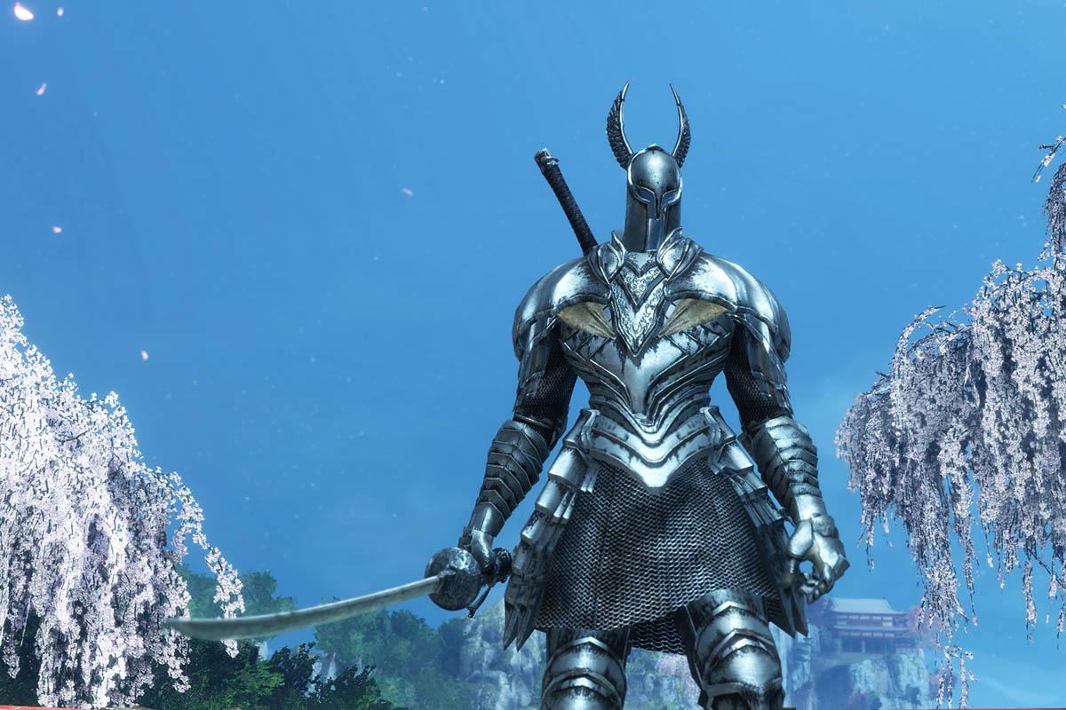 Silver knight setのイメージ画像
