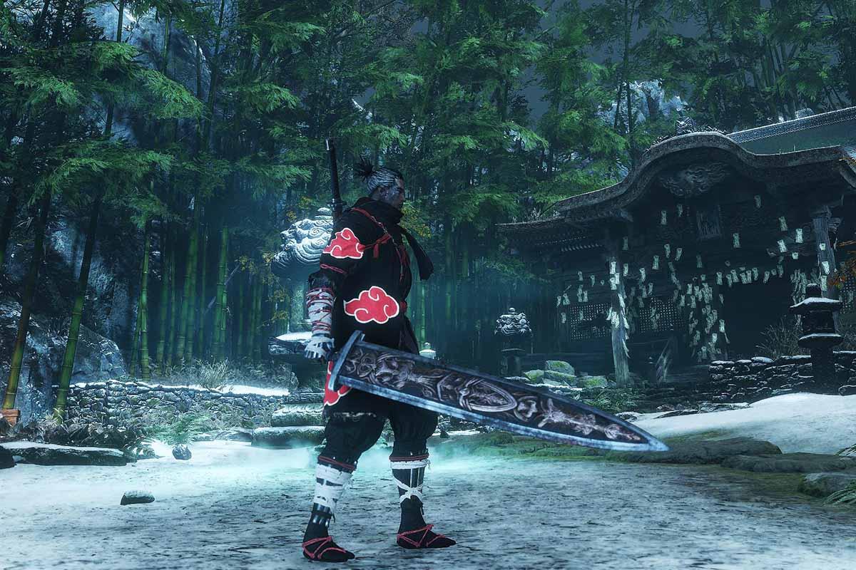 SEKIROのMODで「ルドウイークの聖剣」を導入するイメージ画像-1