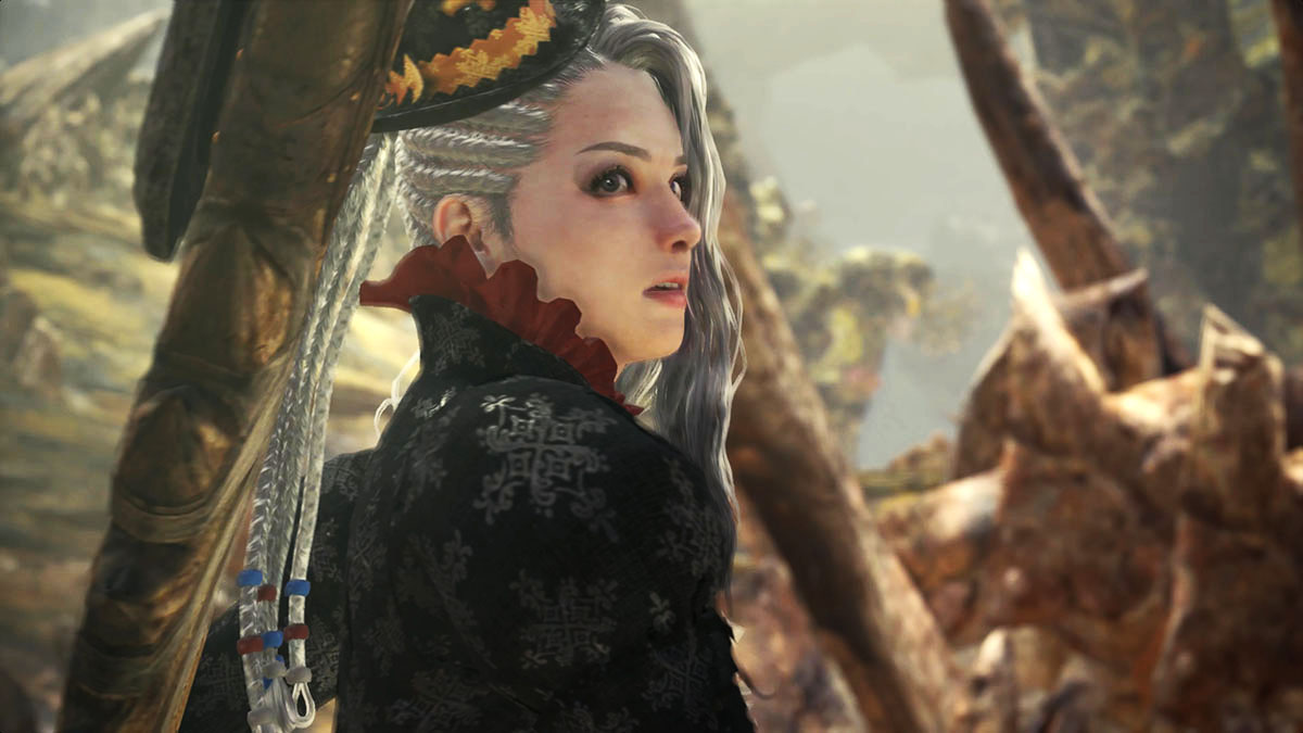 MHWのMOD「Player's Mischievous Dress」のイメージ画像-6