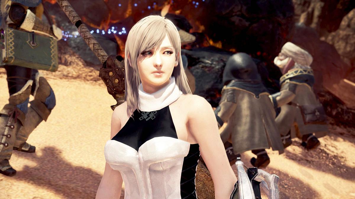 モンスターハンターワールドのMOD「Orion Nova Custom Outfit」を紹介するイメージ画像-2