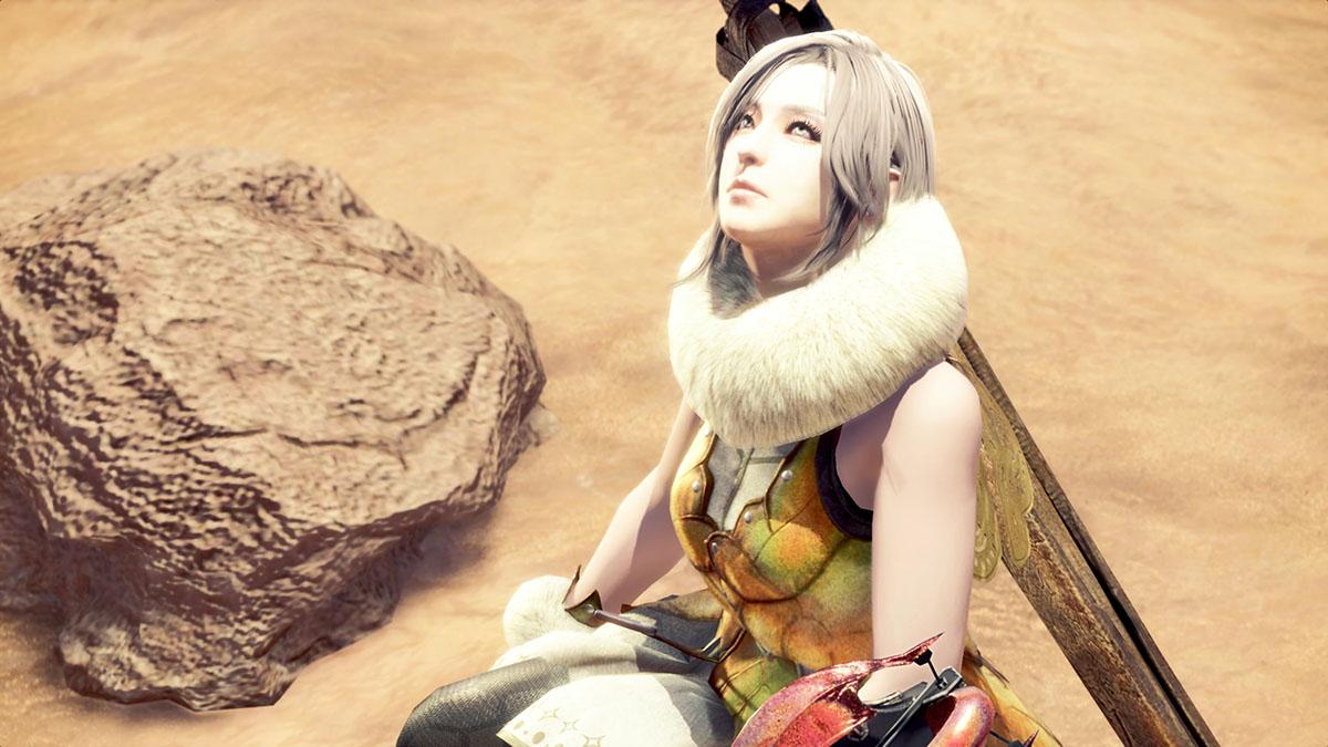 モンスターハンターワールドのMOD「Player's Busy Bee Dress」を紹介するイメージ画像-3