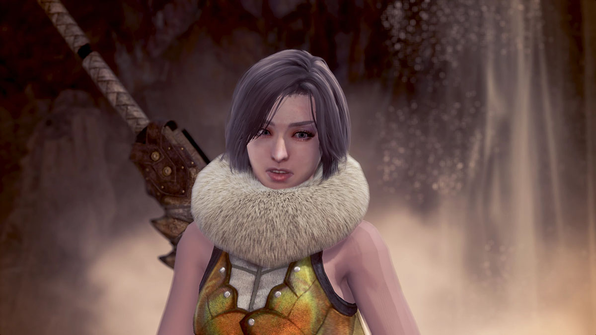モンスターハンターワールドのMOD「Player's Busy Bee Dress」を紹介するイメージ画像-5