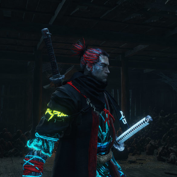 記事:【SEKIRO】MOD・Cyberpunk 2077 Set・導入方法のアイキャッチ画像
