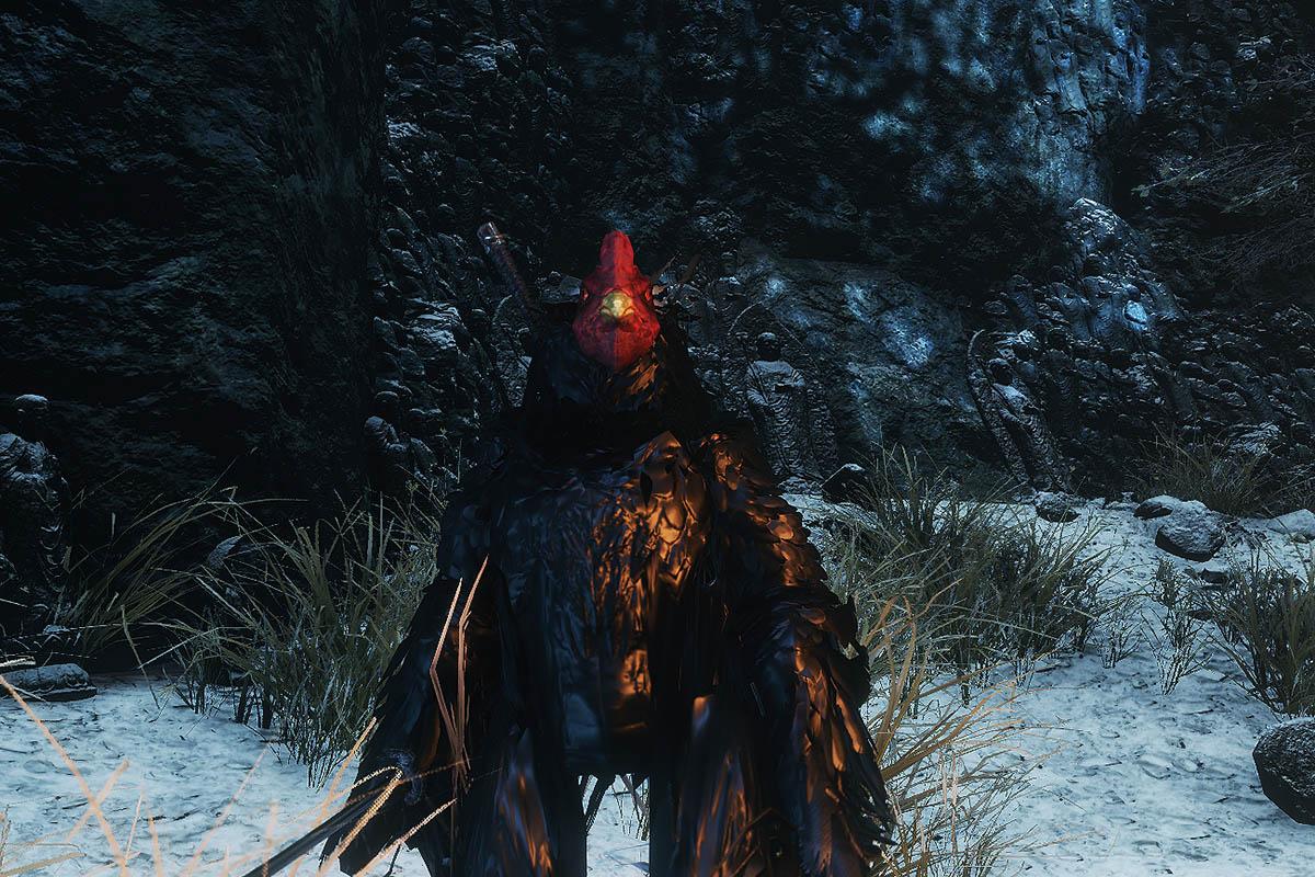 軍鶏のイメージ画像