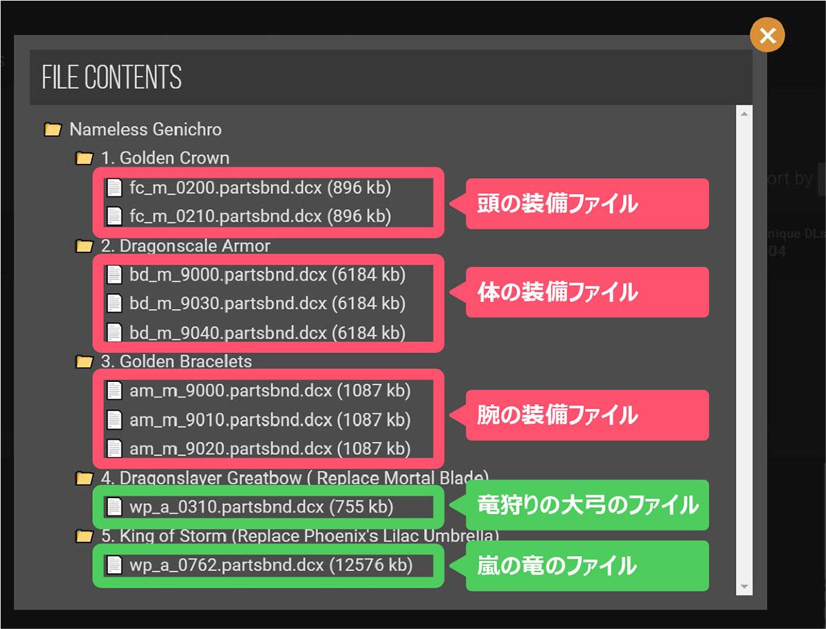 SEKIROのMOD「NAMELESS GENICHIRO」の導入イメージ画像-3