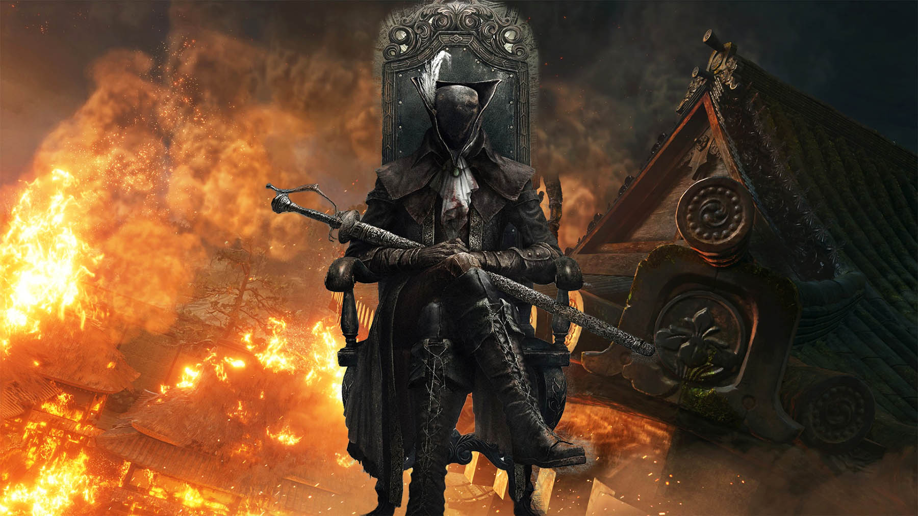 記事「【SEKIRO】Bloodborneの装備MODをオススメしない理由をまとめる」のアイキャッチ画像