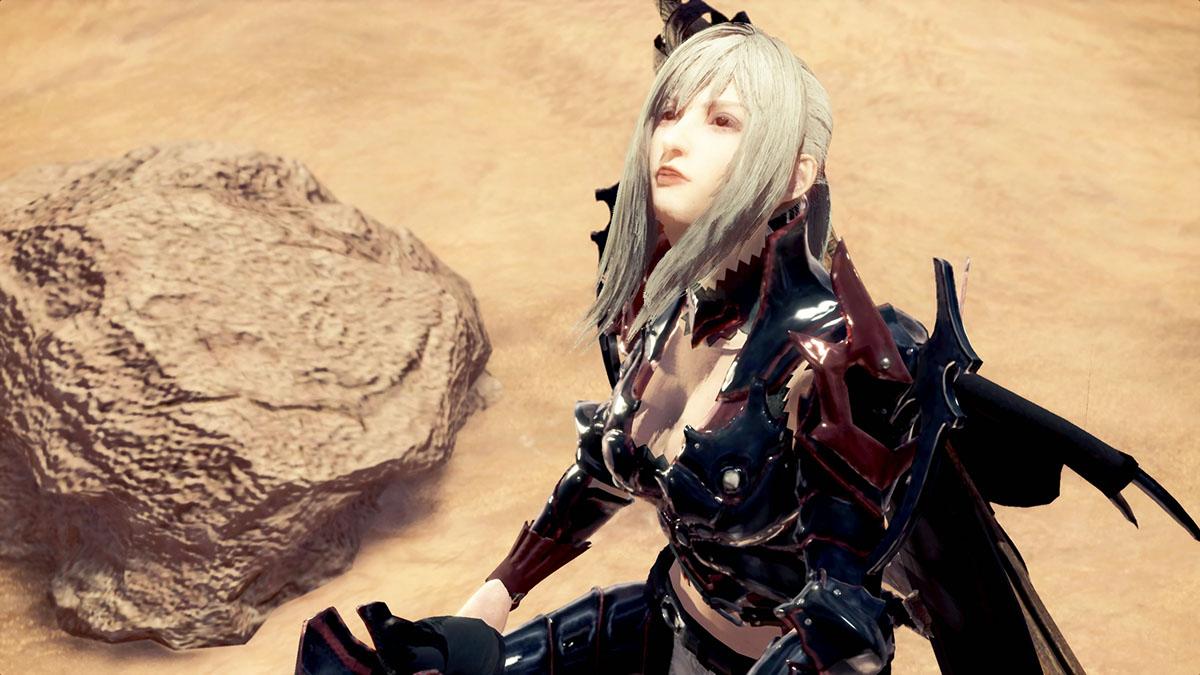 モンスターハンターワールドのMOD「FFXV Aranea character AND weapon mod for female」を紹介するイメージ画像-1