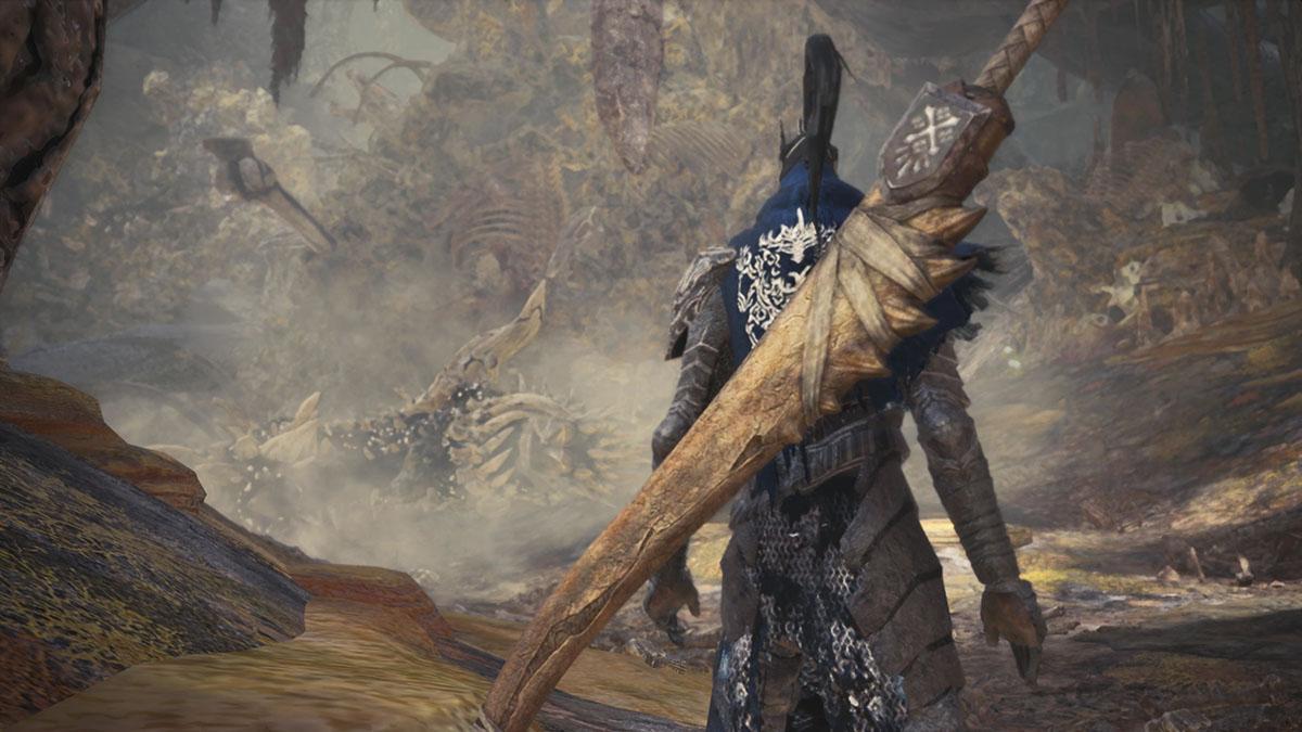 モンスターハンターワールドのMOD「Dark Souls Artorias」を紹介するイメージ画像-4