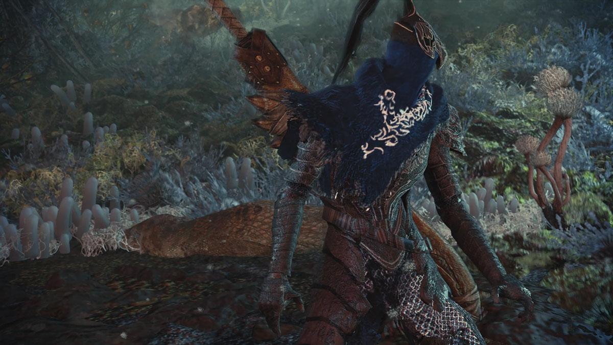 モンスターハンターワールドのMOD「Dark Souls Artorias」を紹介するイメージ画像-5
