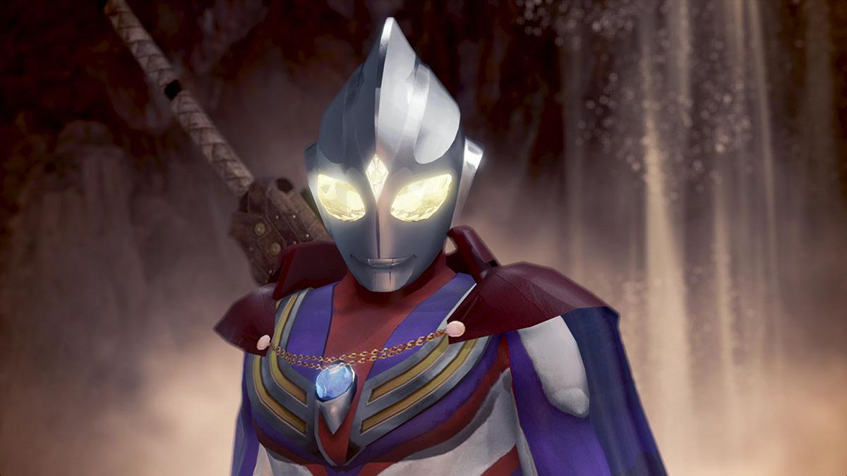 モンスターハンターワールドのMOD「Ultraman Tiga」を紹介するイメージ画像-4