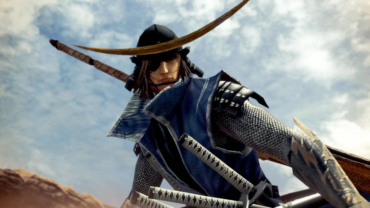 モンスターハンターワールドのMOD「Date Masamune - sengoku basara 3」を紹介するイメージ画像-5