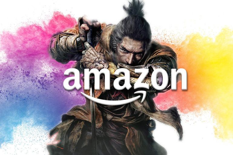 記事【SEKIRO】世界のアマゾンレビューを合計して世界評価を行うアイキャッチ画像